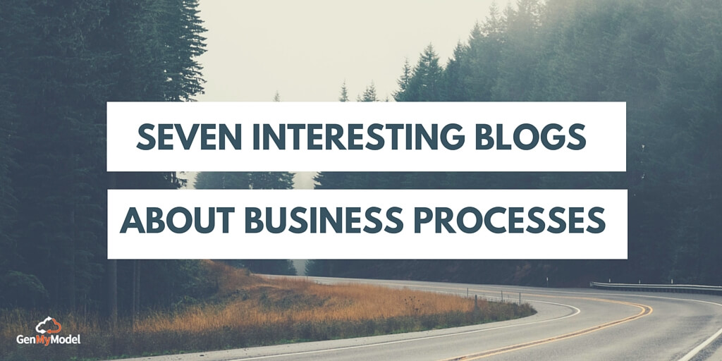 7 blogs about Process Design and BPM